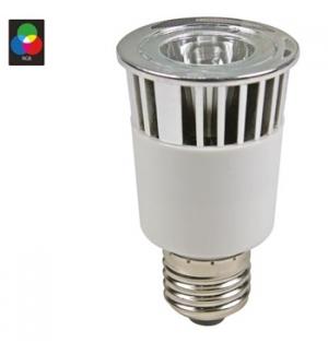 Lampada LED 5W RGB casquilho E27