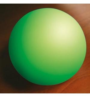 Esfera miniatura RGB LED, com 7 programas, diametro de 6,4cm