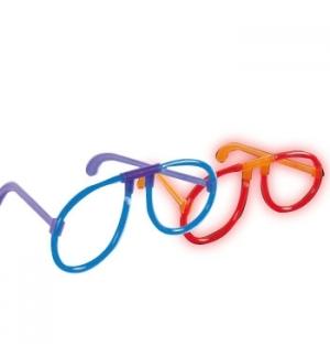 Oculos luminescentes diam.5mm x 20cm - Azul