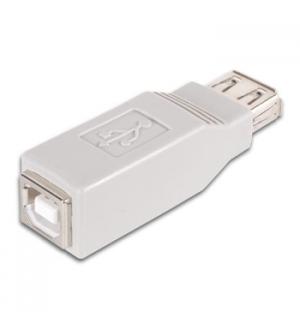 Adaptador USB A Fêmea / USB B Fêmea