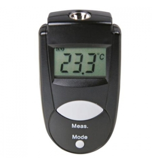 Termómetro de Bolso com Infravermelhos (-33°C+220°C)