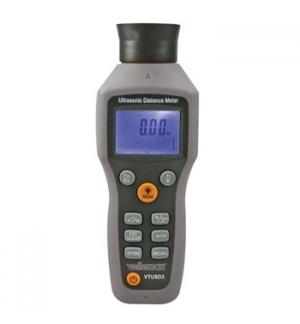 Medidor de Distancia por ultrasons + laser