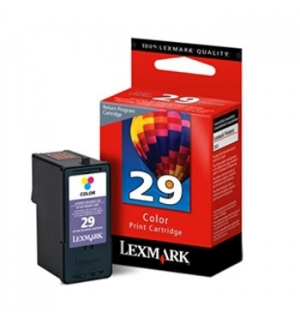Tinteiro Lexmark 29 Cor 18C1429E 150 Pág.