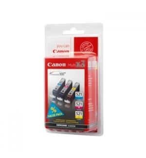 Pack Tinteiros Canon 3 Cores 2934B010 9ml