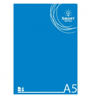 Bloco Notas A5 Smart Office  Quadriculado