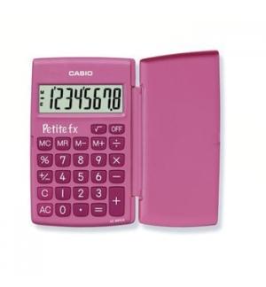 Calculadora de Bolso Casio LC401LV Rosa 8 Digitos