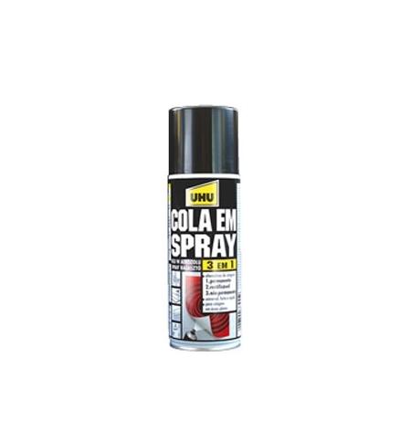 Cola Spray UHU (3 em 1) 500ml