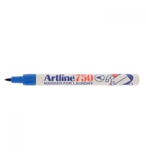 Marcador Tecidos Artline 750 0,7mm Azul-1 un