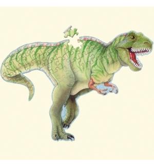 Puzzle 80 Pecas Dinossauro T-Rex