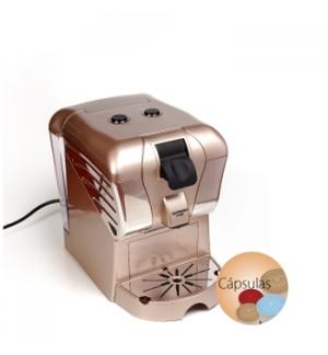 Máquina Café Cápsulas Expresso Cap Virgola
