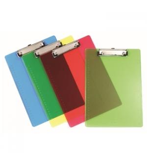 Clip Board Plastico Eagle Cores Sortidas