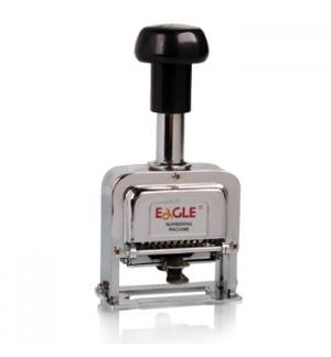 Numerador Sequencial Metalico Eagle 10 Rodas