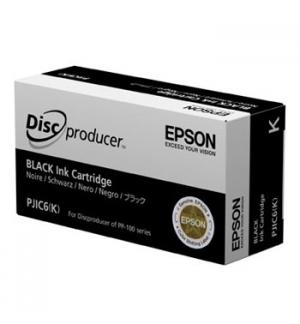 Tinteiro Disc Publisher Printer P50/P100 Preto