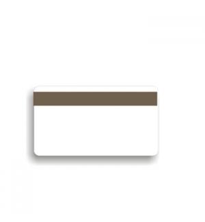 Cartoes ZEBRA Brancos com Banda Magnetica 500 unidades