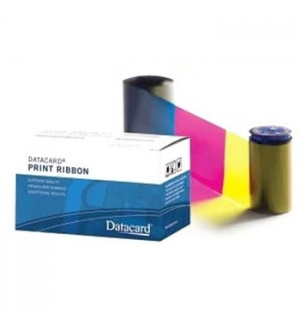 Film Color 4 paineis YMCKT Datacard SD260 (500imagens/Rolo)