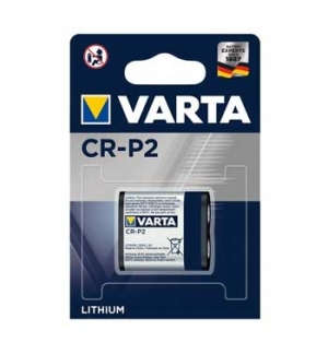 Pilha de Lithium CR-P2 6V-1600mAh - 1unid