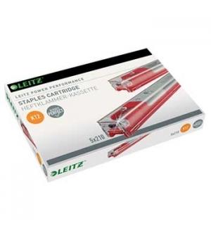 Agrafos K12 Vermelho 80Fls p/ Agrafador Leitz 5550 5x210