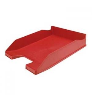 Tabuleiro Porta Documentos Opaco Vermelho