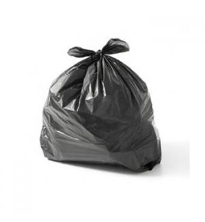 Sacos Lixo Plast 240Lts Preto 80my (130x150) (10Kg)