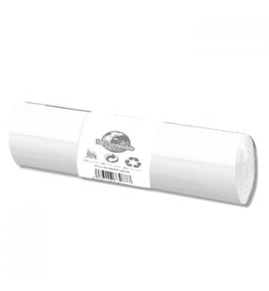 Sacos Lixo 100/120L Transparente 20Kg 85x105cm Rolo 20un