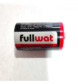 Pilha Lithium 14250 3.6 V / 1200 mAh SAFT 1/2AA - 1un