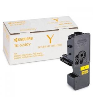 Toner Ecosys M5526/P5026 (TK5240Y) Amarelo