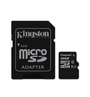 Cartao Memoria KINGSTON 16GB Canvas Select Micro SDHC
