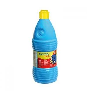 Guache Liquido Giotto Be-Be 1 Litro Azul