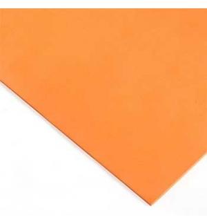 Placa de Cor Musgami 50x70cm Laranja