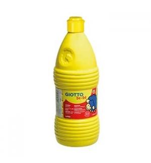 Guache Liquido Giotto Be-Be 1 Litro Amarelo