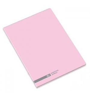 Caderno Agrafado Ambar School A5 Pautado 70gr 48Fls Rosa