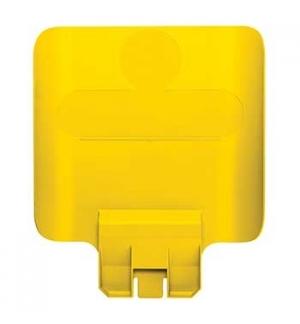 Painel Slim Jim p/ Kit Reciclagem Amarelo