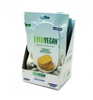 Snack EVERVEGAN Roasted Crunch (Feno-Grego) 32gr - 1 un