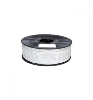 Filamento em ABS de 1,75mm branco 1 Kg