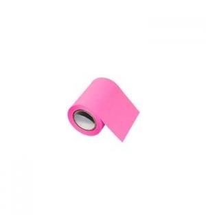 Bloco Adesivo em Rolo 60mmx8mts Rosa Brilhante
