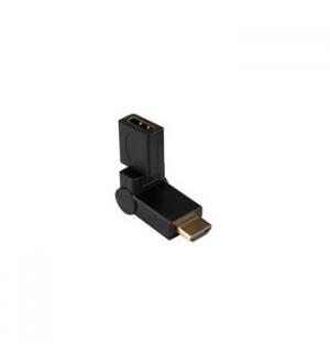 Adaptador HDMI macho / femea 360°