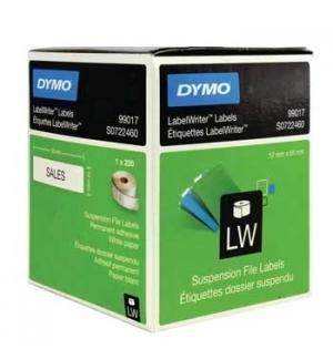Etiquetas Papel Dymo 50mmx12mm Branco 1 Rolo (S0722460)