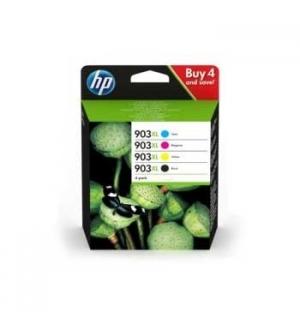 Tinteiro Office Pro 6870 (3HZ51A) Nº903XL Pack 4 cores