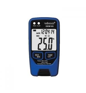 Coletor de Dados da Temperatura e Humidade Interface USB