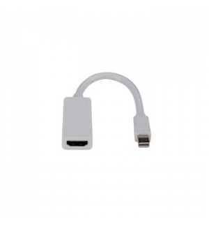 Mini displayport para adaptador HDMI ® - 17 cm - m/f