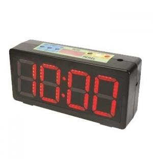 Relógio Parede Cronómetro Temporizador Leds 10cm
