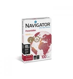 Papel 100gr A4 Navigator Presentation 5x500Folhas