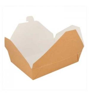 Caixa Cartolina Kraft 11,2x9x6,4cm 780ml 50un