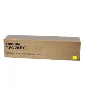 Toner Cartridge E-Studio 2020 Amarelo
