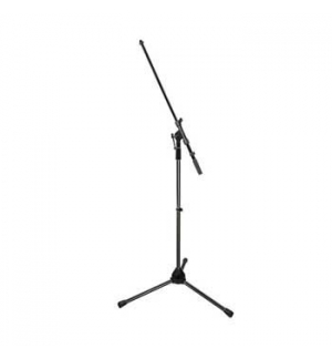 Tripé Microfone Profissional Preto