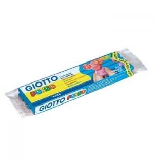 Plasticina Giotto Pongo Soft 450gr Azul Claro