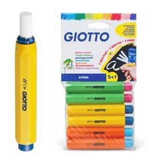 Porta Giz Giotto Blister 5+1 unidades