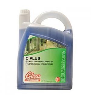 Detergente Multifuncional C Plus GLOW Concentrado 5L