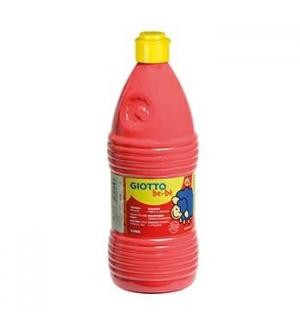 Guache Liquido Giotto Be-Be 1 Litro Vermelho