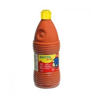 Guache Liquido Giotto Be-Be 1 Litro Castanho
